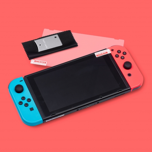 Tempered Glass 2 Pack : Nintendo Switch