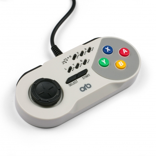 Turbo Wired Controller : SNES Large Image