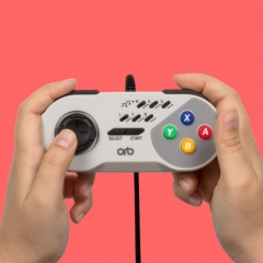 Turbo Wired Controller : SNES