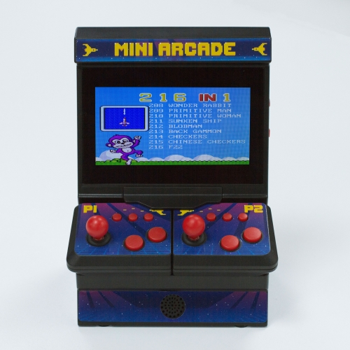 2 Player Retro Arcade Machine Large Image