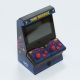 2 Player Retro Arcade Machine thumbnail image 3