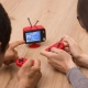 Retro Mini TV Console thumbnail image 2