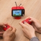 Retro Mini TV Console thumbnail image 3