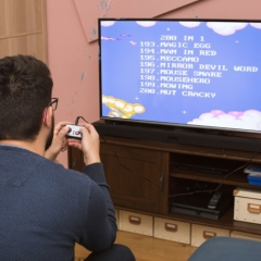 Retro TV Games