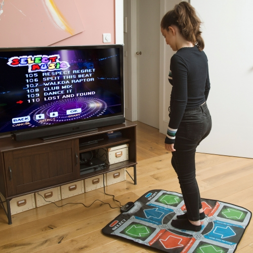 Retro Dance Mat