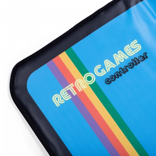 Retro Gaming Mat Large Image