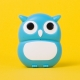 Mini BT Owl Speaker thumbnail image 1