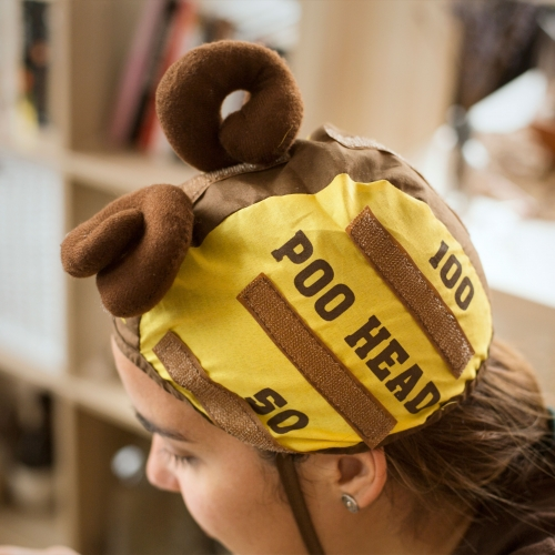 Poo Head Large Image