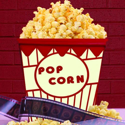 Microwave Popcorn Maker Large Image