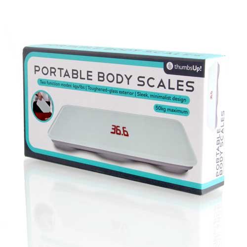 Mini Body Scales