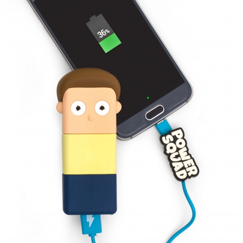 Morty PowerSquad Powerbank