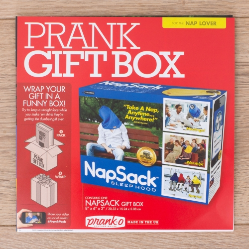 Prank Pack Small - Nap Sack
