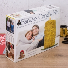 Prank Pack Standard - Ear Wax