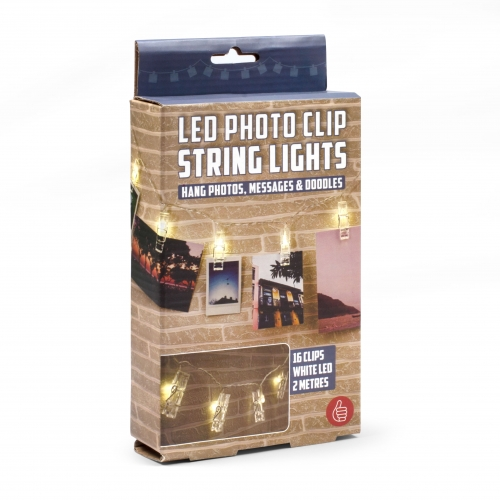 Photo Clip String Light Large Image