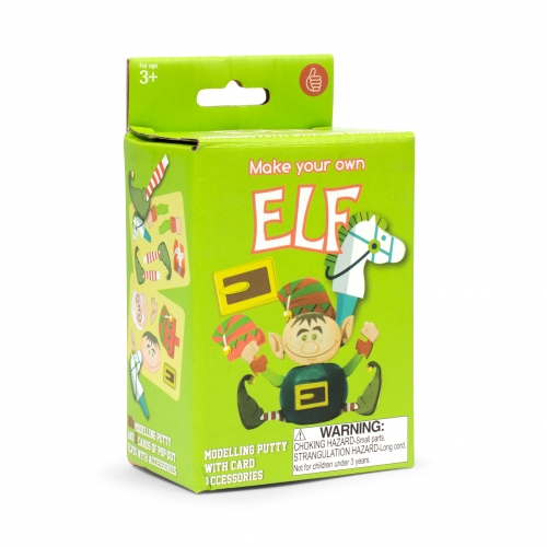 Knet-Set Elf - Putty in my Pocket