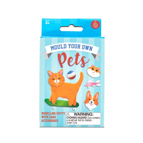 Mould Your Own Pets