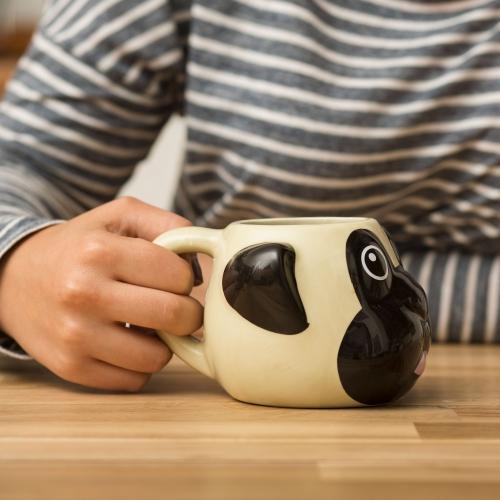 Pug Mug Large Image