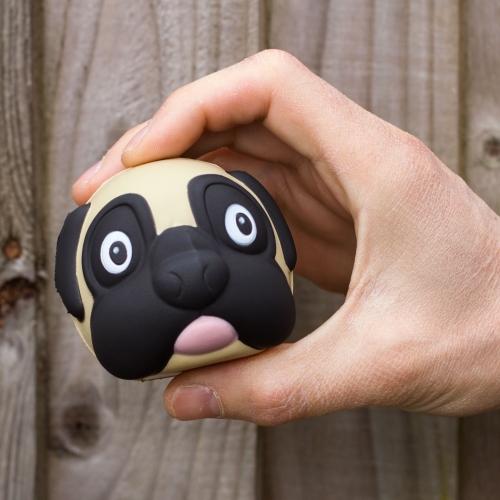 Pug Stress Ball