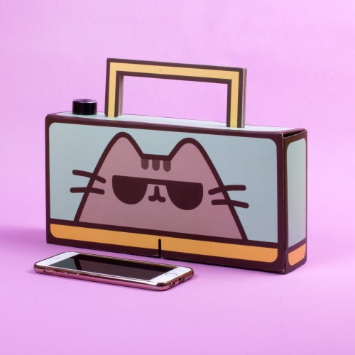 Pusheen - DIY Boombox