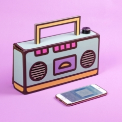 Pusheen - DIY Bluetooth Boombox