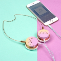 Pusheen - Cat Headphones
