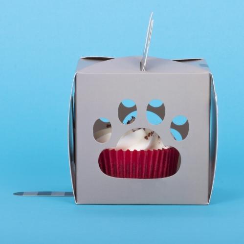 Pusheen - Cupcake Holders