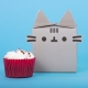 Pusheen Party - Transportbox für Cupcakes (8er Pack) thumbnail image 0