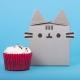Pusheen - Cupcake Holders thumbnail image 0