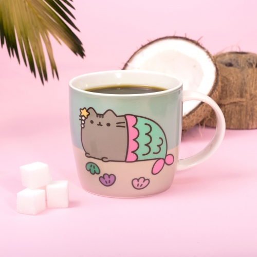 Pusheen - Colour Changing Mug Large Image