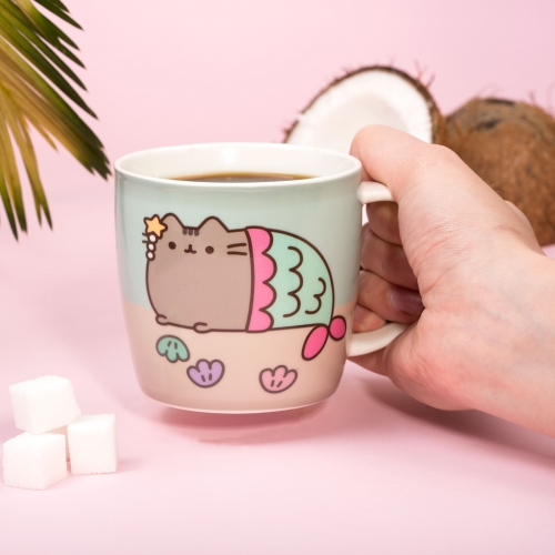 Pusheen - Colour Changing Mug
