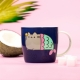 Pusheen - Colour Changing Mug thumbnail image 1