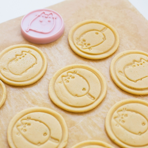 Pusheen - Cookie Stamp Kit