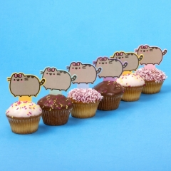 Pusheen - Cake Toppers