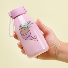 Pusheen - Ceramic Travel Bottle (Mermaid)