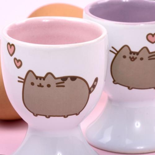 Pusheen - Egg Cups