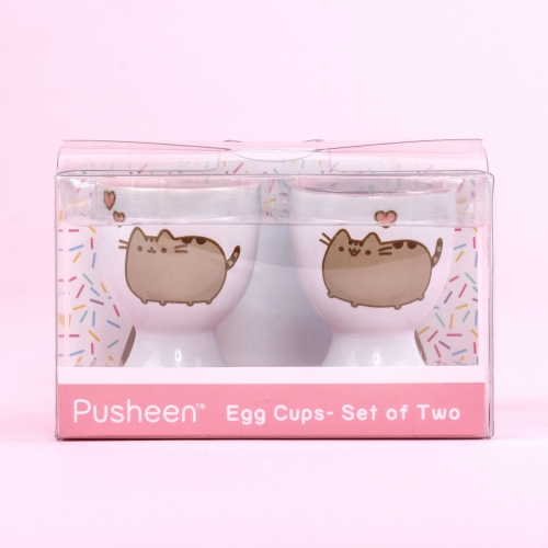 Pusheen - Egg Cups Large Image