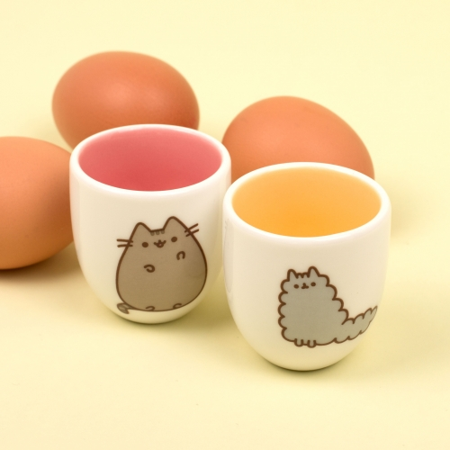 Pusheen – Egg Cups x 2