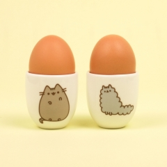 Pusheen - Egg Cups Set of 2 (Stormy & Pusheen)