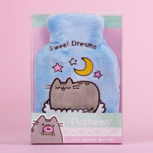 Pusheen - Mini Hot Water Bottle Large Image