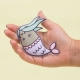 Pusheen - Mermaid Hand Warmers thumbnail image 2