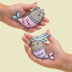Pusheen - Mermaid Hand Warmers