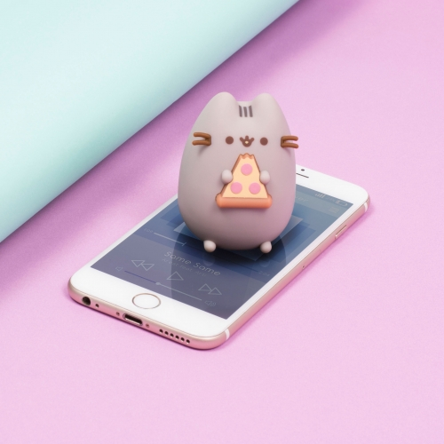 Pusheen - Mini Speaker - Pizza
