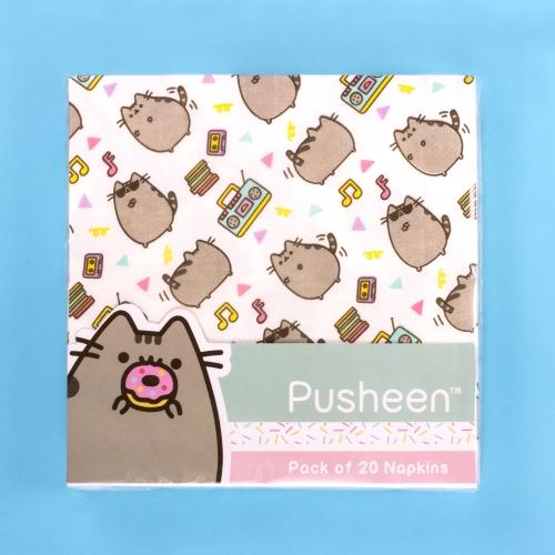 Pusheen - Napkins Large Image