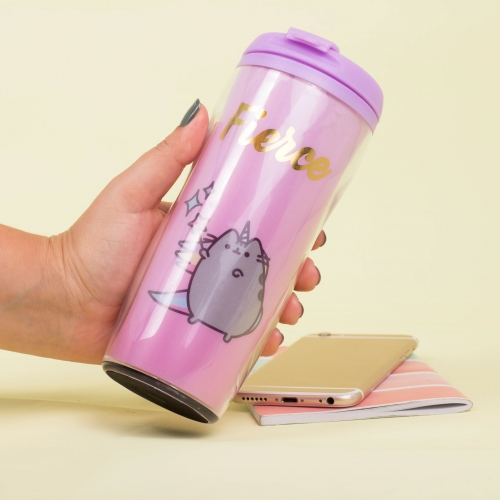 Pusheen Travel - Trinkbecher