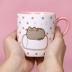 Pusheen - Sock In a Mug - Marshmallow thumbnail image 1