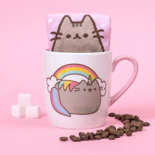 Pusheen - Sock in a Mug - Unicorn