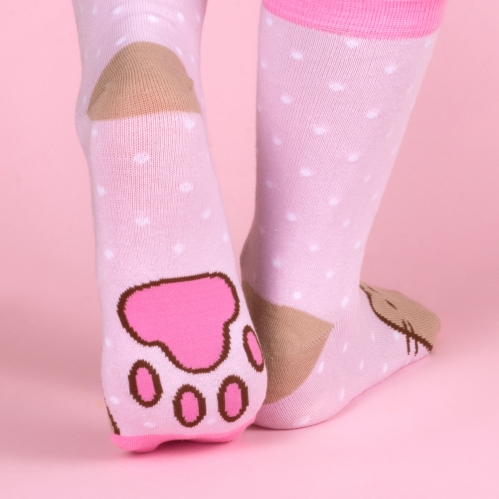 Pusheen - Sock in a Mug - Unicorn  Large Image