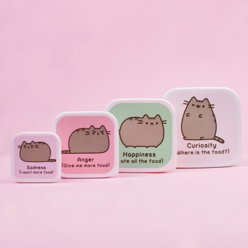 Pusheen - Snack Box Set