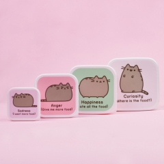 Pusheen - Snack Box (4er Set)