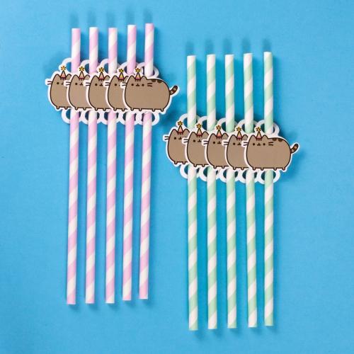 Pusheen - Straws